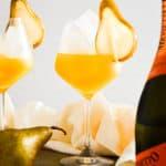 Honey Lemon Ginger Gin Cocktail w Prosecco on Side 150x150 - Honey Lemon Ginger Gin & Prosecco Cocktail