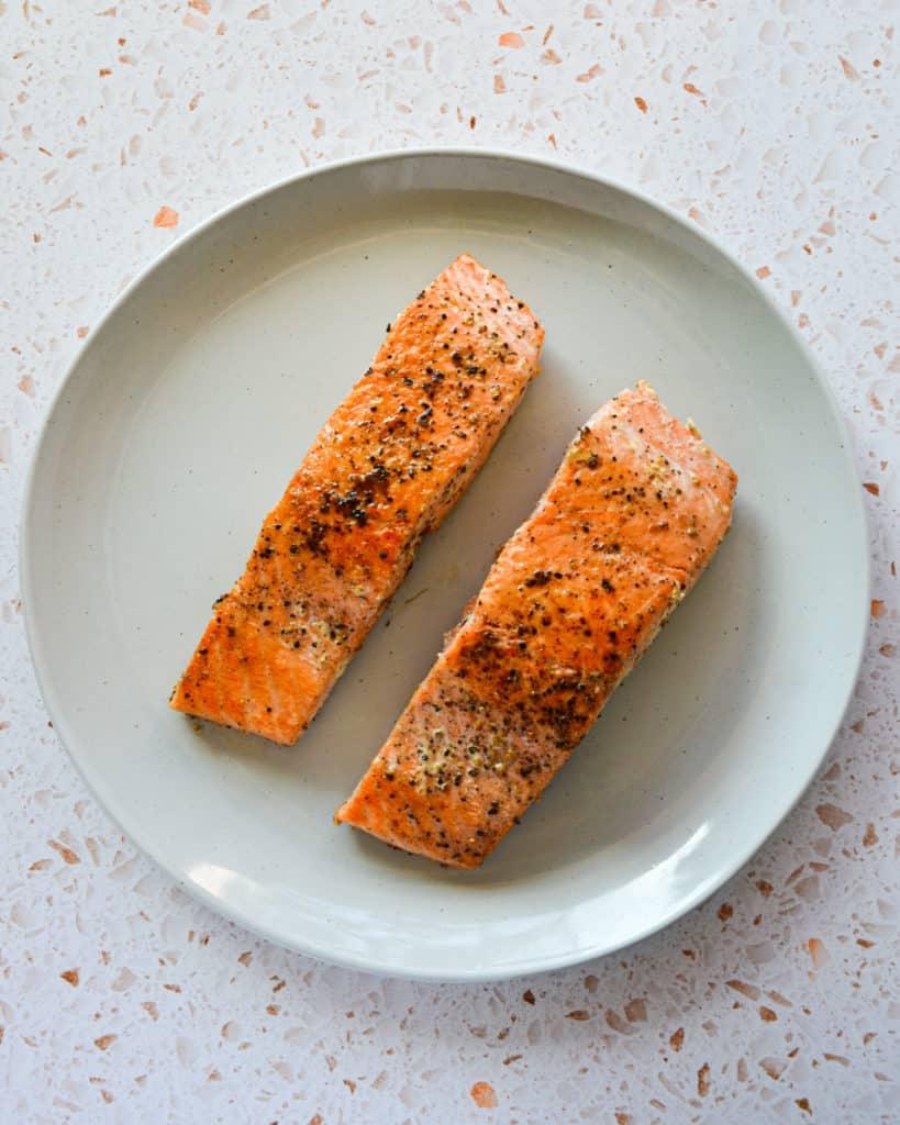white stuff,salmon,albumin