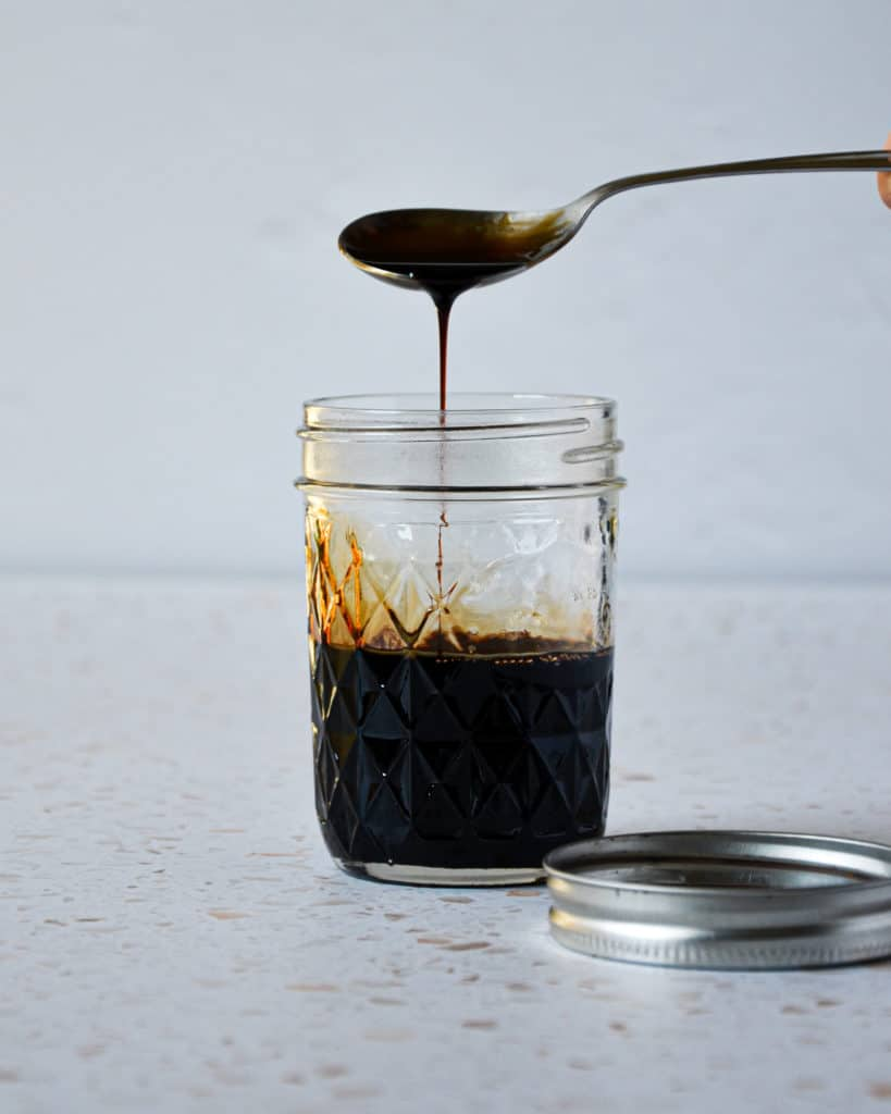 How to Make Balsamic Glaze - Drizzle