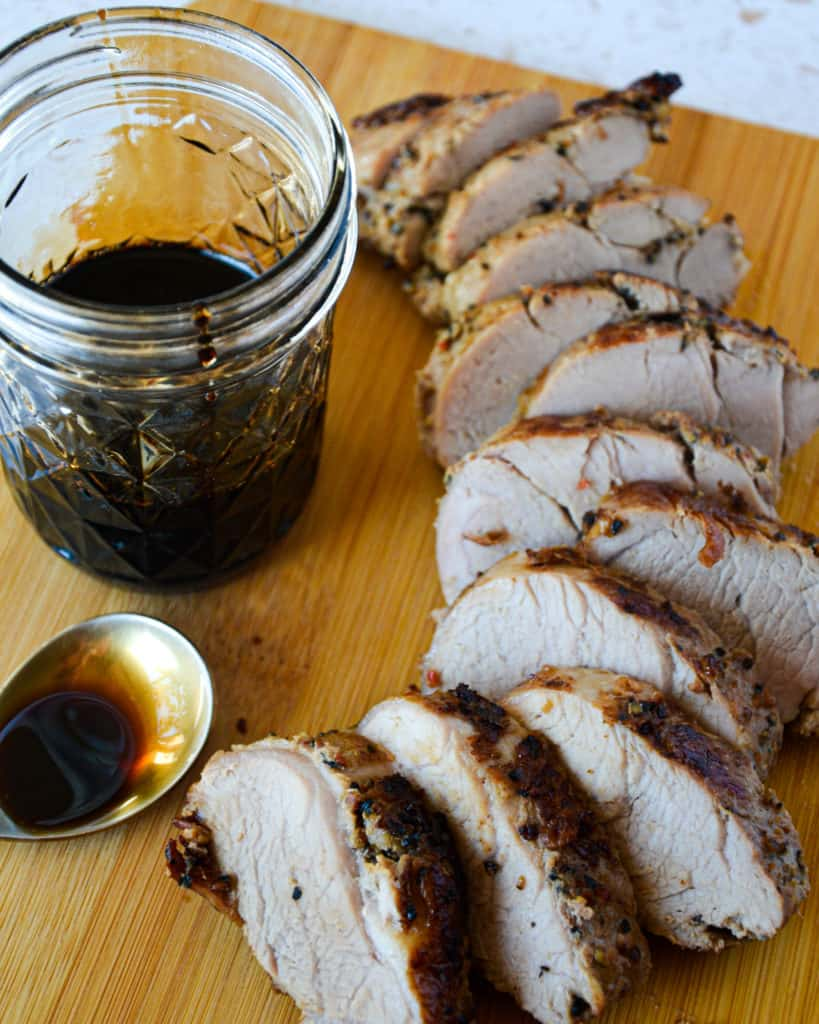 How to Make Perfect Pork Tenderloin with glaze