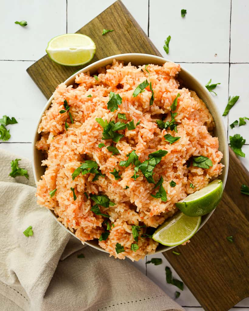 Low Sodium Mexican Rice