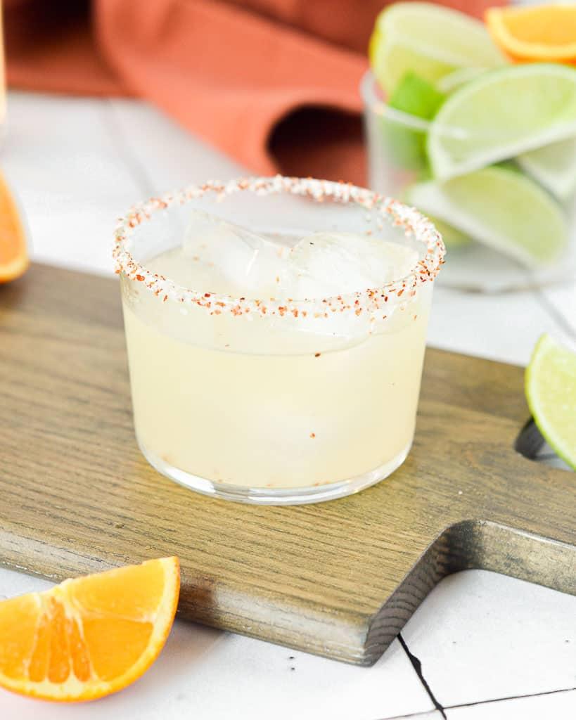 3 Ingredient Skinny Margarita