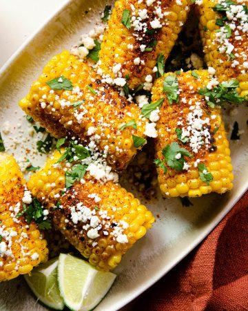 mexican street corn,mexican elotes,street corn