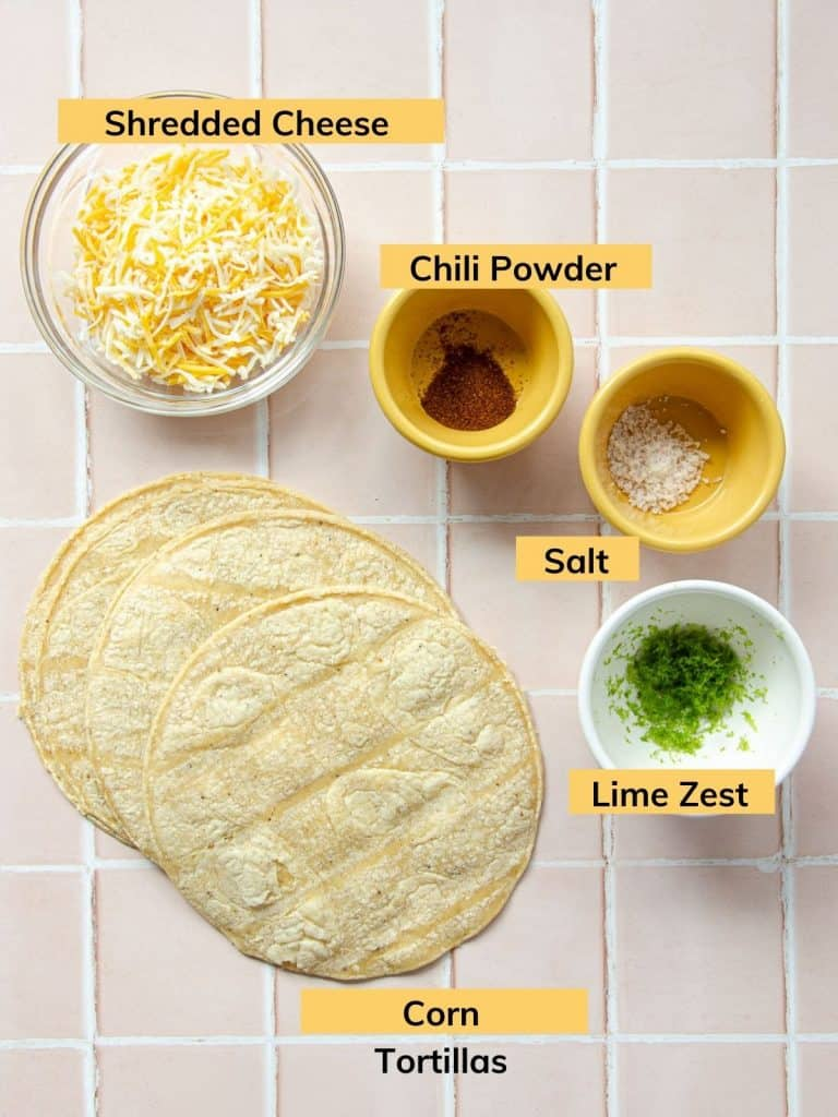 air fryer quesadilla